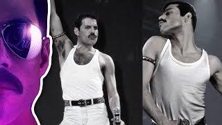 Rami Malek, el desconocido que casi no es Freddie Mercury