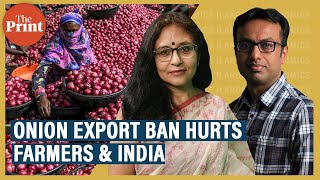 Onion export ban is not the answer — it hurts farmers & India's image as a reliable exporter - Download this Video in MP3, M4A, WEBM, MP4, 3GP