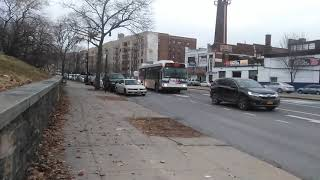 2009 Orion VII NG on mott haven bound Bx2 at Grand Concourse and E 153 st