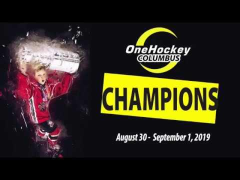 ONEHOCKEY COLUMBUS 2019 CHAMPIONS