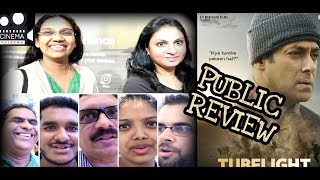 This is public review of film TubeLight from Dubai and see the