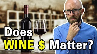 Can Professional Wine Connoisseurs Really Not Tell the Difference Between Expensive and Cheap Wines?