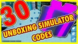 roblox unboxing simulator codes 2019 coins - TH-Clip