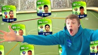 FIFA 14 - BEST WORLD CUP TEAM!!