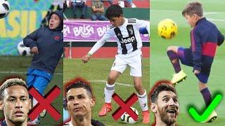Who is the Best Footballer Son: Neymar, Ronaldo, Messi ?!