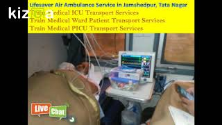 The Best MICU Affairs & Aids Provided by Lifesaver Air Ambulance Service in