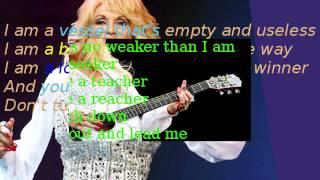The Seeker with lyrics