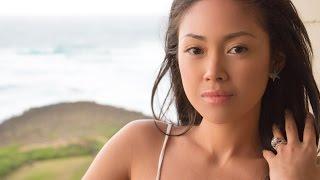 Hawaiian Sun-kissed Make Up Tutorial (NO BRUSHES, JUST FINGERS!)