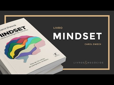 Livros & Nego?cios   Livro Mindset - Carol Dweck #59