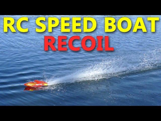 """SUPER FAST Mini RC Boat - Recoil 17"""" Self-Righting"""