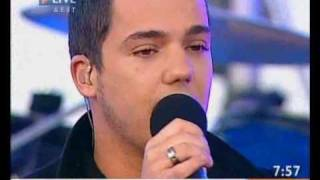 Anthony Callea - The Prayer - 2006