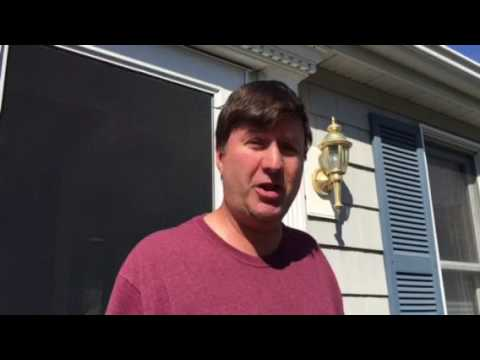 We spoke with recent customers about their experience with our crew during a storm door installation. This...
