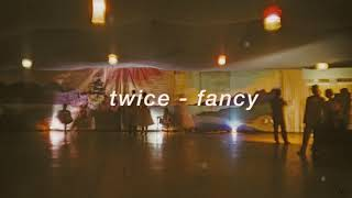 """""""fancy"""" - twice but it's 1988 and you're alone on prom night sitting outside the gym"""