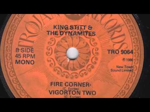 King Stitt Dynamites King Of Kings Reggaedelic