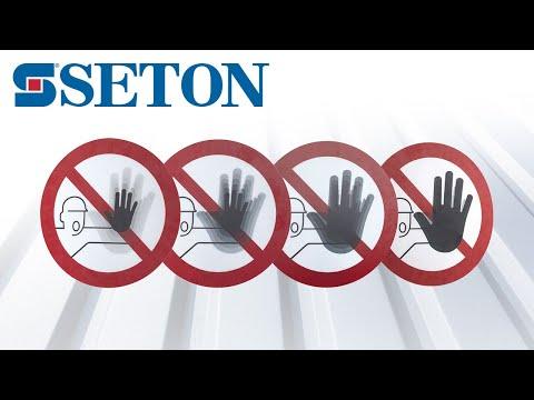 Bewegende borden SETON Motion