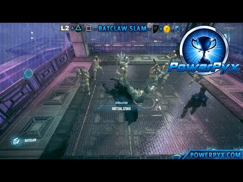 Batman Arkham Knight - Brutality 101 Trophy / Achievement Guide (15 Combat Moves in One Freeflow)