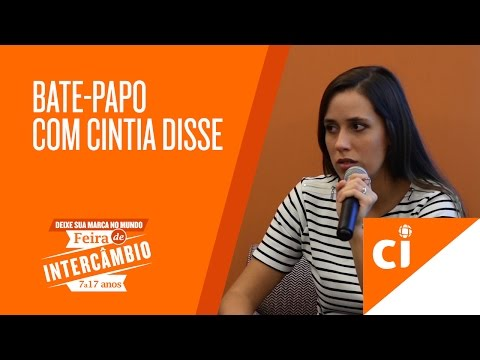 #FeiraCI | Cintia Disse