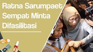 Sebelum Ditangkap, Ratna Sarumpaet Sempat Meminta Difasilitasi Pemprov DKI