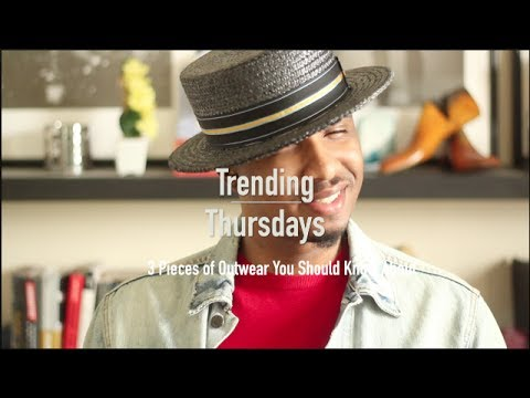 Trending Thursdays Three Jackets You Should Know About