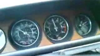 BMW e9 3.0 CS triple dellorto