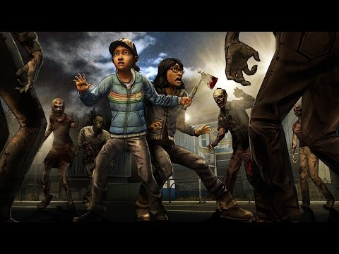 The Walking Dead Full Season 2 All Cutscenes Game Movie 1080p