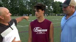 2018 ECC Quarterback preview: Chris Salemme