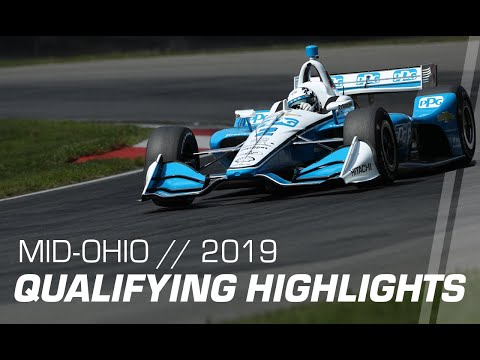 2019 NTT IndyCar Series: Honda Indy 200 Qualifying Highlights