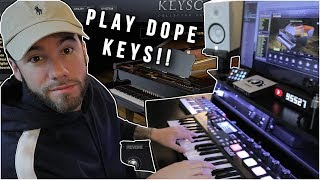 LEARN THIS SCALE TRICK TO PLAY DOPE KEYS NOW! (Blues Piano Scale) | Tutorial Tuesday!