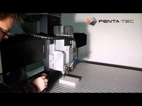 PENTA-NC: Nullpunkt Einstellen