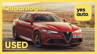 Should You Buy A Used Alfa Romeo Giulia Quadrifoglio? - YesAuto