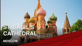 Memiliki Bangunan yang Unik, Katedral St. Basil di Rusia Menjadi Destinasi Wisatawan Dunia