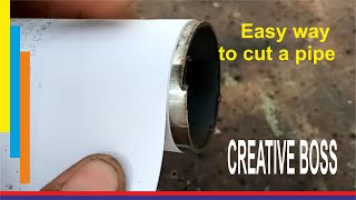 Best Way to Cut Stainless Steel Pipe With Angle Grinder
