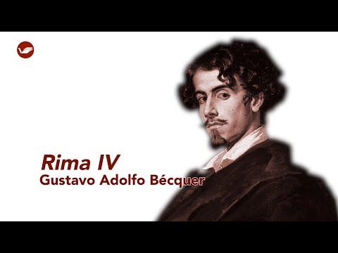 'Rima IV' de Gustavo Adolfo Bécquer