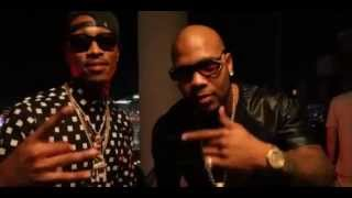Flo Rida ft Future - Tell Me When You're Ready (Behind the Scenes)