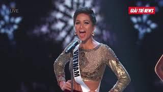 Nhìn lại hành trình của H'Hen Niê tại Miss Universe 2018