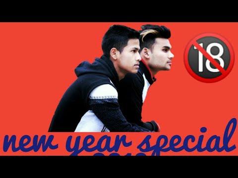 New year special 2019 Team FDB Abhinesh kebro ft kelvin parker