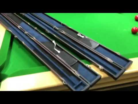 147 Snooker Cue Cases