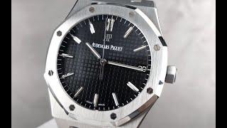 Audemars Piguet Royal Oak Automatic 15500ST.OO.1220ST.03 Audemars Piguet Watch Review