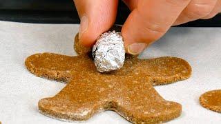 Leg Aluball auf Teig und ab in den Ofen! 6 Rezepte für richtig originelle Weihnachtsplätzchen