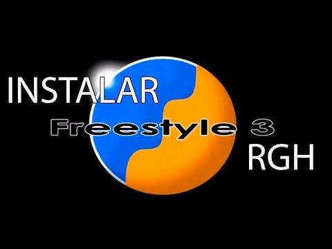 Tutorial Como Instalar FreeStyle Xbox 360 RGH/JTAG