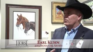 2013 Americas Horse In Art Show