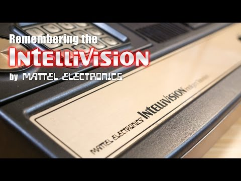 The Mattel Intellivision - Then and Now