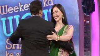 Salman Khan's Close Dance With Elli Avram !