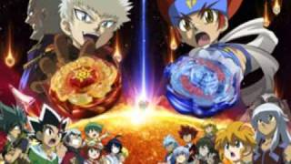 Metal Fight Beyblade MAIN MOVIE THEME Spinning The World FULL