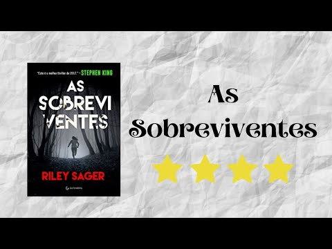 Resenha #38 - As Sobreviventes de Riley Sager