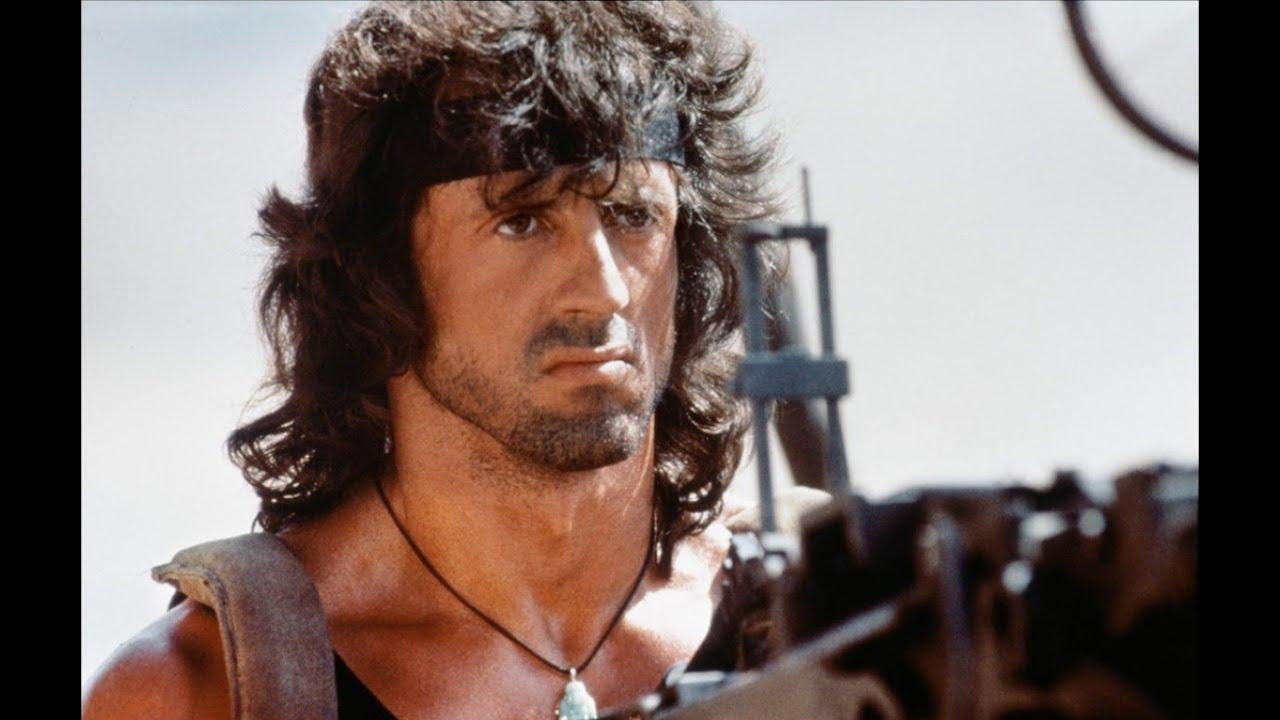 Trailer för Rambo III