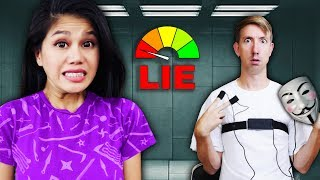 IS CHAD WILD CLAY THE HACKER? (Lie Detector Test & New Evidence of Spy Gadgets)