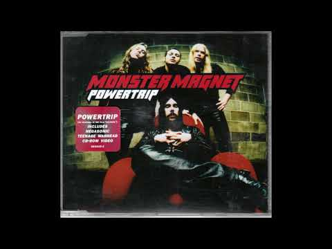 Monster Magnet  -  your Lies Become You.