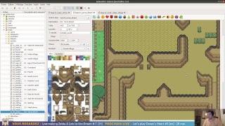 Live-making Zelda A Link to the Dream #11 [fr]