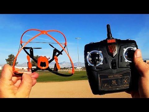 XT Flyer XT001A Drone Flight Test Review